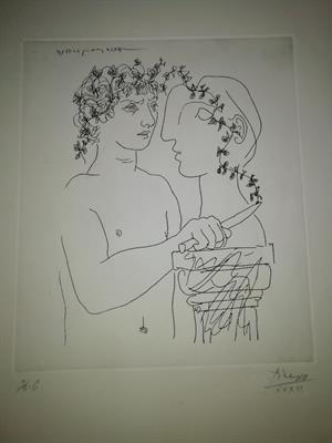 Grafica Picasso