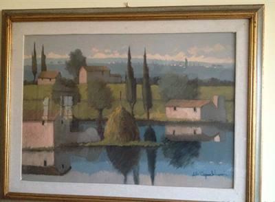 Quadri pittore Pasquale Moccia