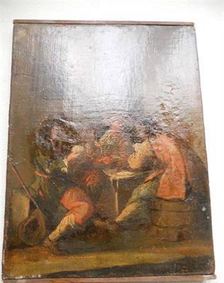 Dipinto del '700
