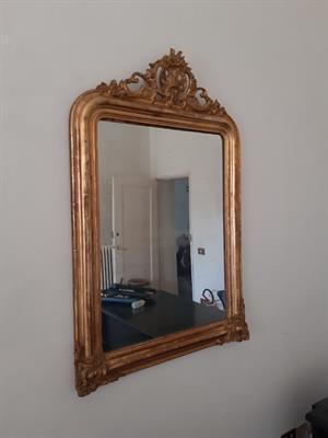 Specchio o Specchiera antica