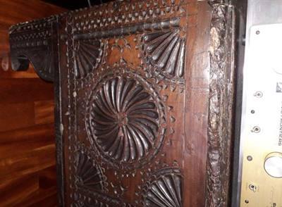 Cassapanca antica spagnola del 600