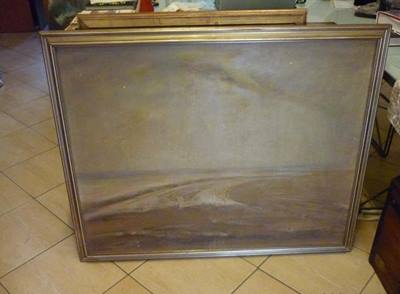 Aldo Alberti spiaggia 80 x 100
