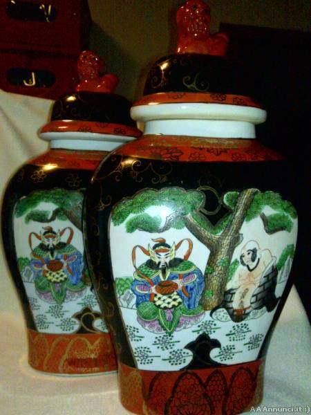 Vicenza annunci porcellana e ceramica for Vasi giapponesi