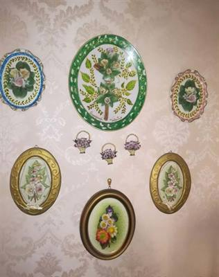 Quadretti. Porcellana