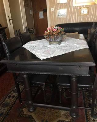 Tavolo + 4 sedie