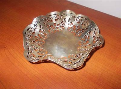 Vassoietto in Silver
