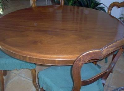 Tavolo antico n. 6 sedie