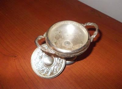 Portagioie argento