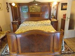 Camera da letto liberty anno '30 originale
