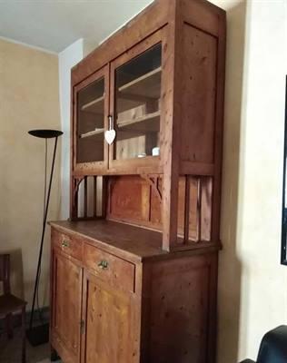 Credenza primi 900 in legno di pero