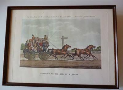 Stampe inglesi epoca 1856