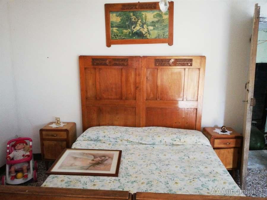 Camera Da Letto Anni 30 Mobili Antichi A Bergamo Lombardia