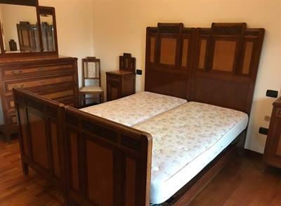 Camera da letto completa inizio 900