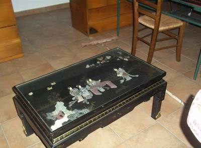 Tavolino orientale