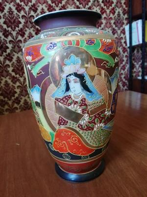 Vaso giapponese metà '900