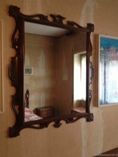 Arte e antiquariato quadri mobili e libri antichi e altro for Specchio rotondo antico