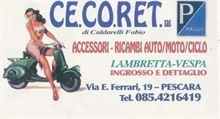 Ricambi e accessori auto moto bici d'epoca